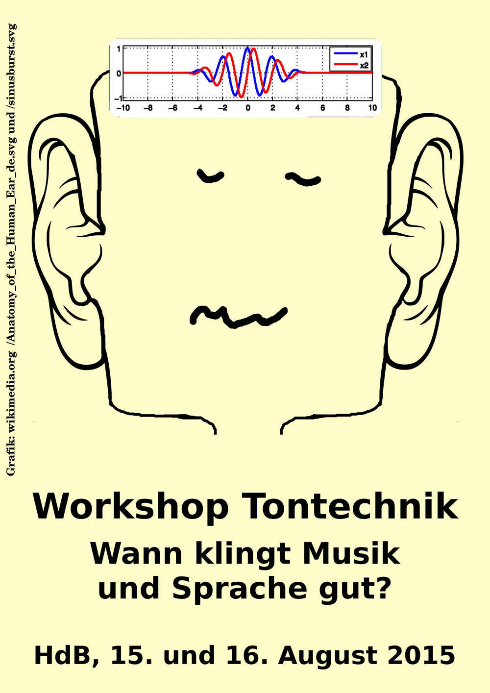 Workshop Tontechnik kl